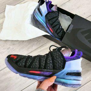 Nike Lebron XVII NRG Basketball Shoes (GS)